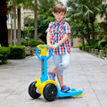 Children scooter four - wheeled bicycle baby scooter pulley children scooters children 's toys Ride on Car