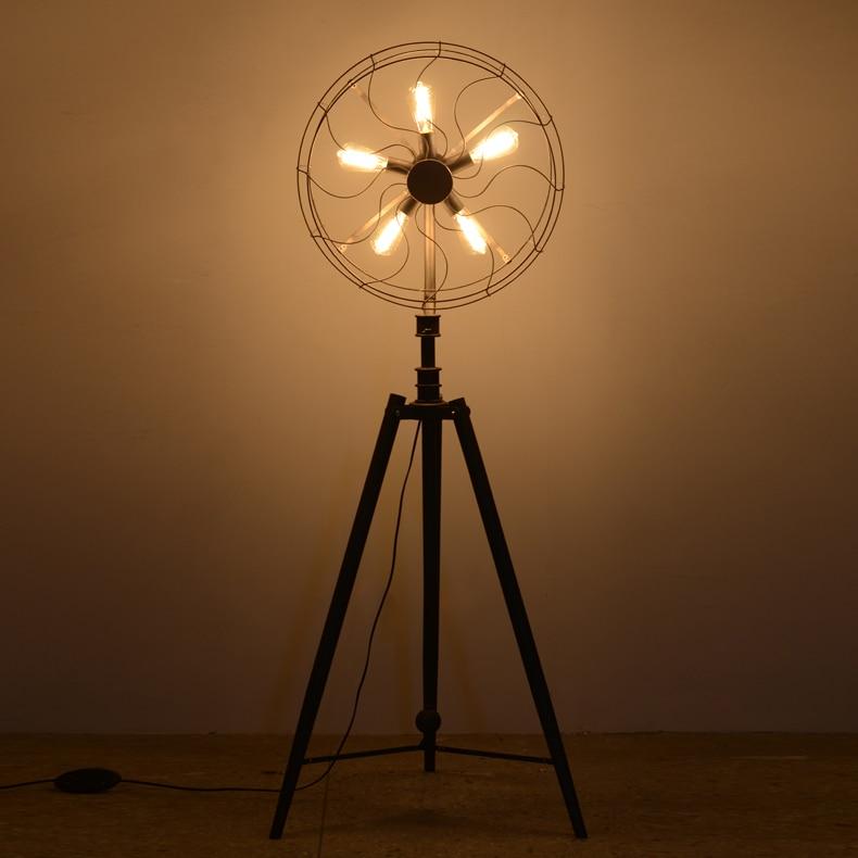 Floor Fans With Light : Creative lighting floor lamps gurus