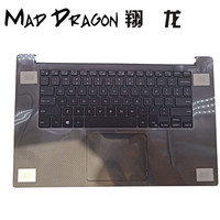 MAD DRAGON Brand laptop Palmrest Touchpad Assembly for Dell XPS 15 9560 M5520 0 86D7Y US keyboard GDT9F Speakers TX47W DC IN