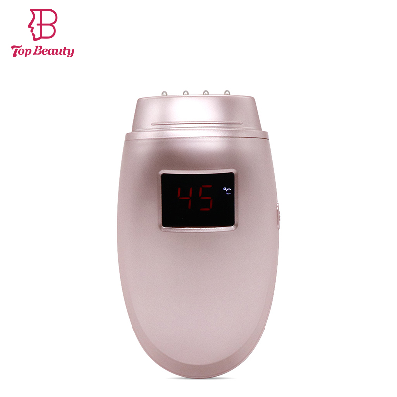 Dot Matrix RF Warm Thermal Red LED Light Therapy Skin Rejuvenating Anti-wrinkle Anti-aging Face Firming Lifting Skin Care Device цены онлайн