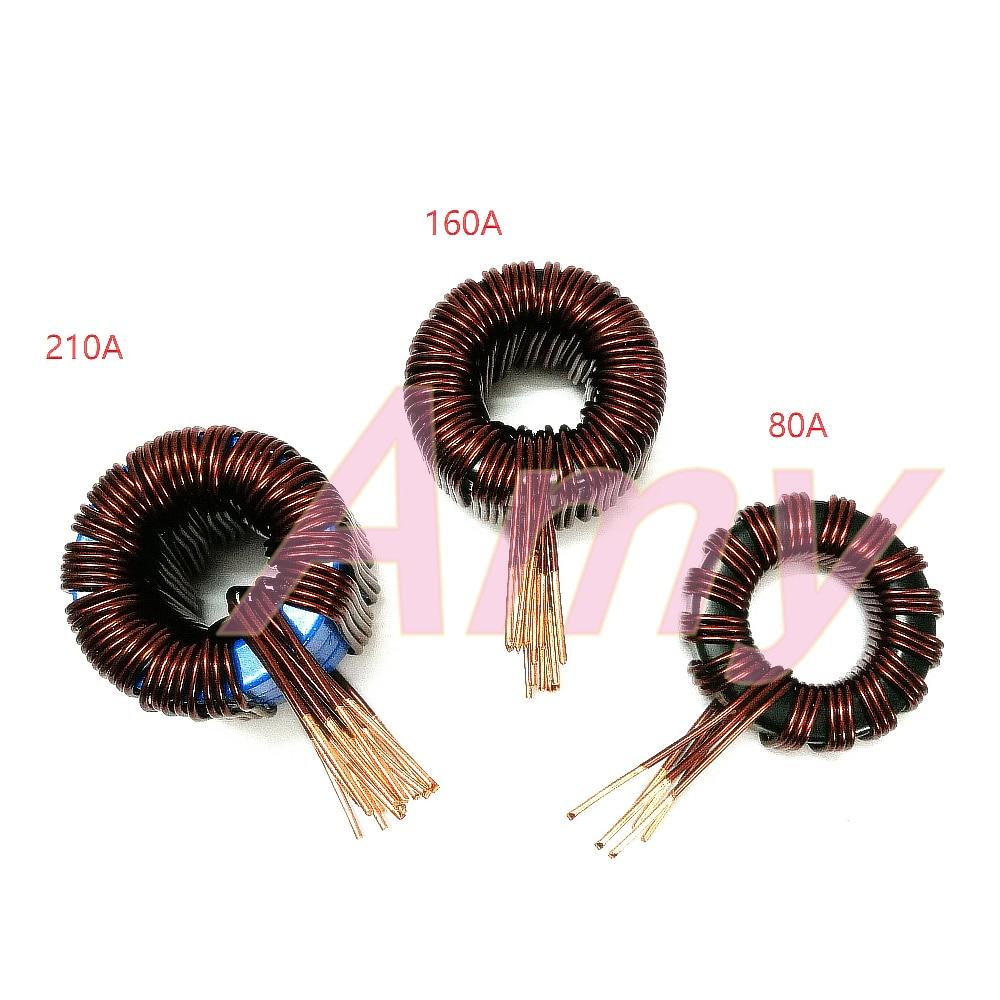 High-power Ferrosilicon-aluminium Inductor 45uh 210A/160A/80A