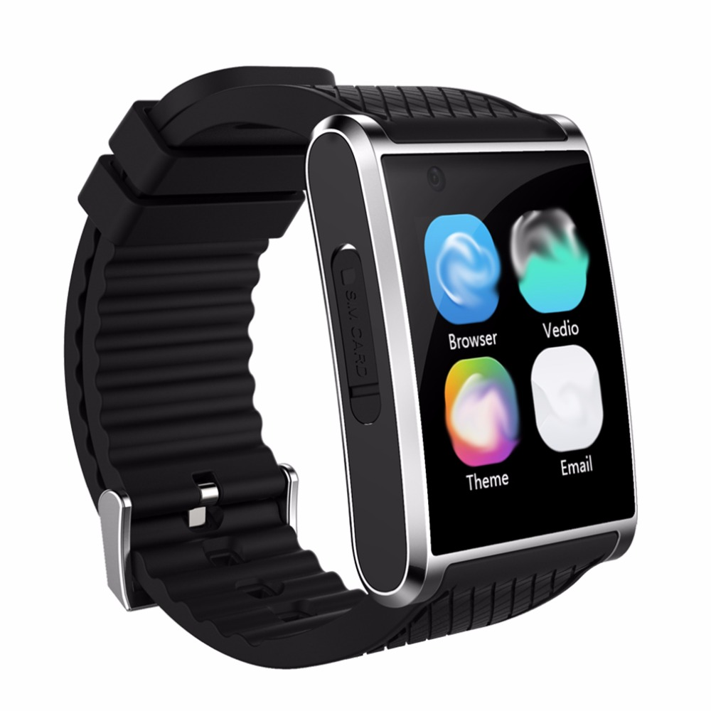FROMPRO NEW Android 5.1 Smartwatch X11 MTK6580 Smart Watch With 3G Bluetooth Pedometer 2MP Camera WIFI GPS for Xiaomi Huawei android 5 1 smartwatch x11 smart watch mtk6580 with pedometer camera 5 0m 3g wifi gps wifi positioning sos card movement watch