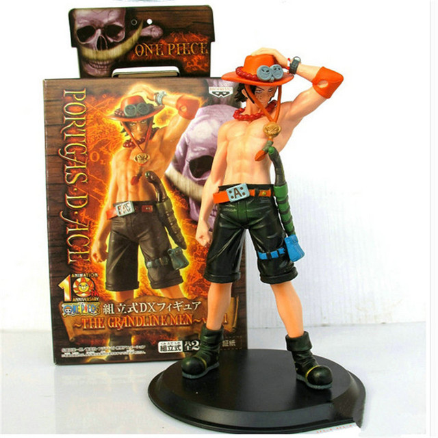 Luffy & Ace Action Figure