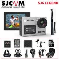 SJCAM SJ6 LEGEND sports camera Outdoor dv aerial photography diving waterproof anti shake digital 4K HD camera