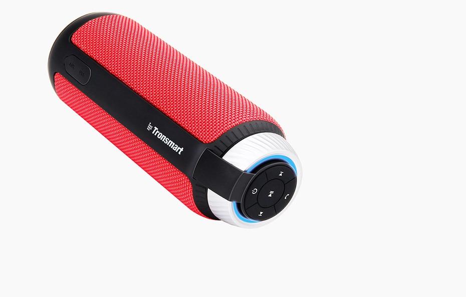Tronsmart Element T6 Bluetooth 4.1 Портативный динамик Беспроводной звуковой проигрыватель Аудио-ресивер Мини-колонки USB AUX для музыки MP3 Player1