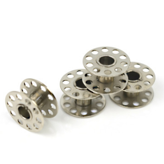 New 40pcs Sewing Machine Bobbins Stainless For Household Singer 15 Class ...