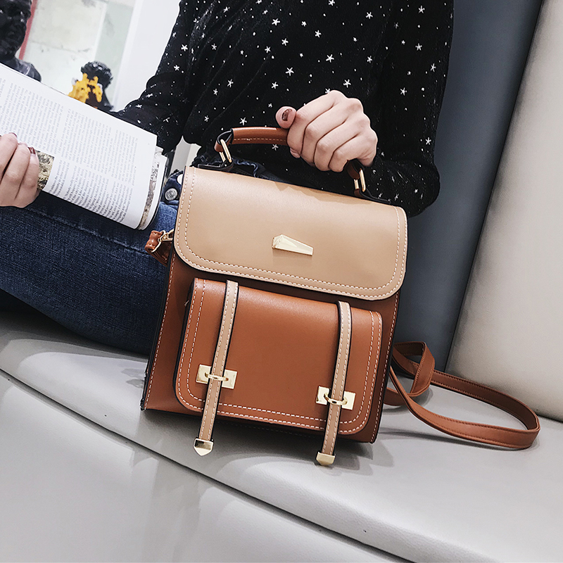 Fashion Women Backpack Women s Designer Female Small Backpack 2018 Spring  Fashion New High Quality PU Leather Mini Shoulder bags 8f2e1a7a7c