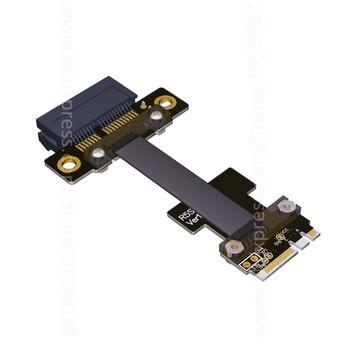 M 2 WLAN Karte   M.2 WiFi A.E Schlüssel A + E Zu PCI-e 1x X1 Riser Extender Adapter Karte Band Gen3.0 Kabel AE Schlüssel EINE E Für PCIE 3,0x1x4x16 M2 Karte