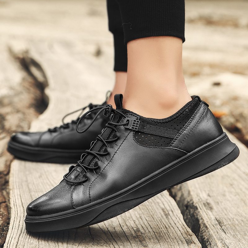 NORTHMARCH Shoes Men 2018 Fashion Brand Men Casual Shoes Genuine Leather Breathable Deportivas Sneakers Mokasin Kasual For Men northmarch brand genuine leather men casual shoes fashion style leather men shoes designer casual shoes for sneakers men summer