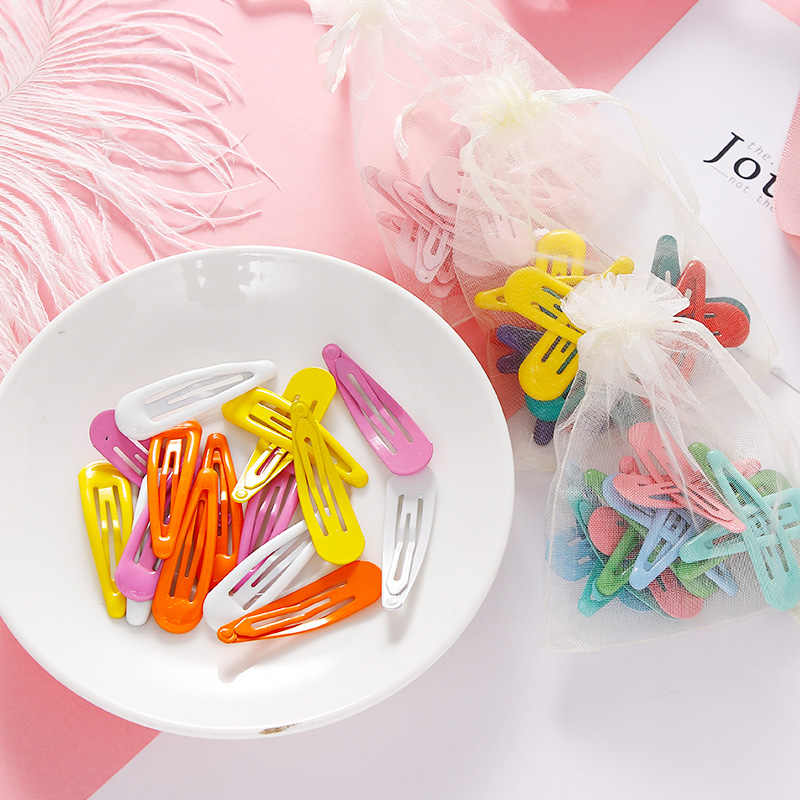 16 шт./компл., милые заколки для волос ярких цветов для девочек, детская повязка на голову, милые заколки для волос, модные аксессуары для волос для детей