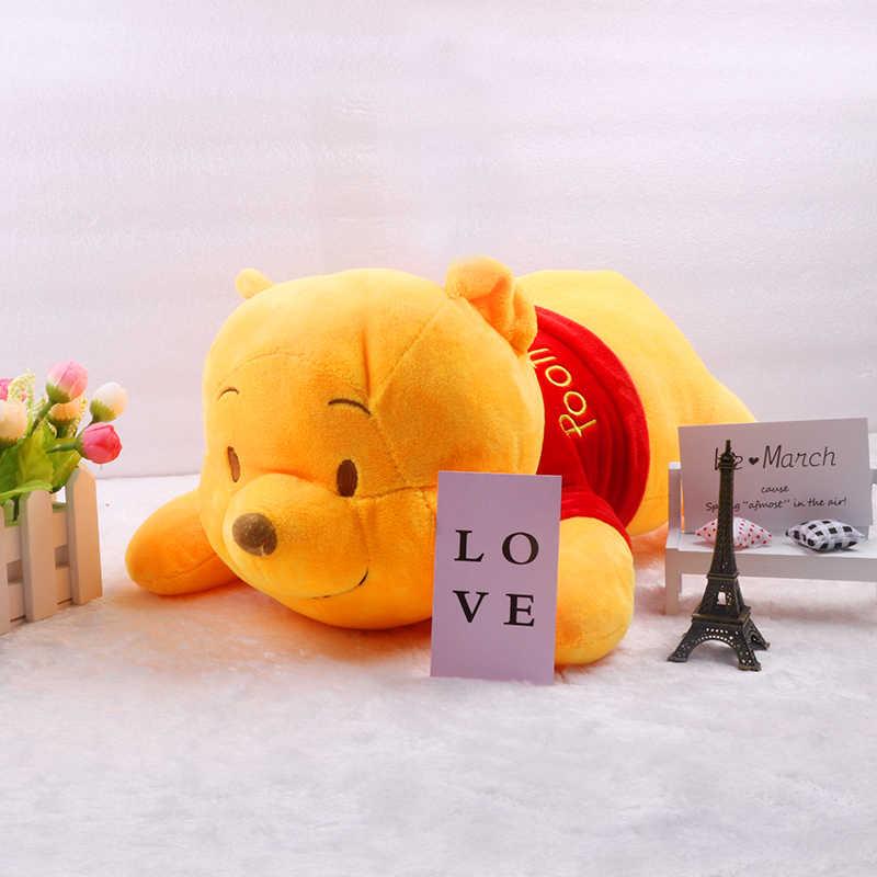 40cm Disney Cute Winnie the Pooh peluche Animal de peluche cuerpo almohada algodón muñeca cumpleaños navidad regalo niños niña juguete