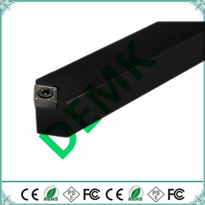 SCMCN1212H09  / 1616H09 / 2020K09 / 2525M09 100 Degree CNC Turning Tool For Carbide Insert CCMT09T304 Mechanical Lathe External