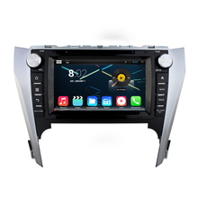 Octa Core 1024*600 Android 6.0 Car DVD GPS Navigation Multimedia Player Car Stereo for Toyota Camry 2012 Radio with 3G Wifi