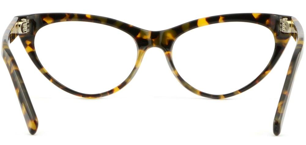 2b992983e6 Women S Cat Eye Plastic Acetate Cateye Frames Tortoiseshell ...