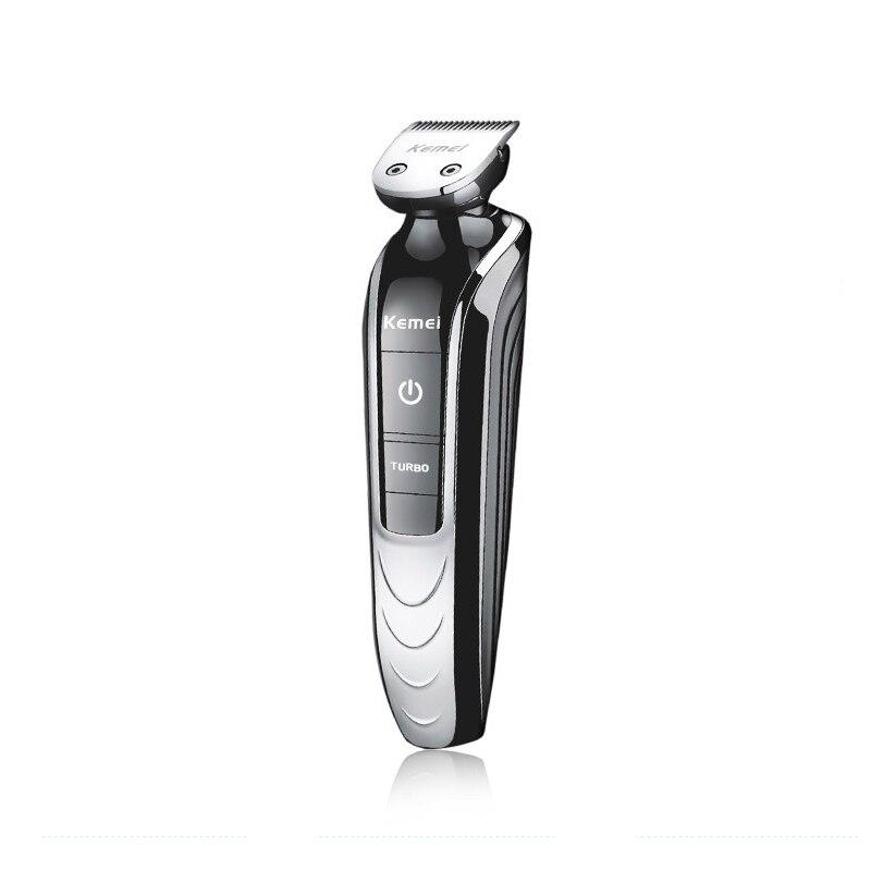 5in1 Kemei 1832 homme et enfants barbe électrique tondeuses à cheveux électrique tondeuse tondeuse Rechargeable lame en acier inoxydable