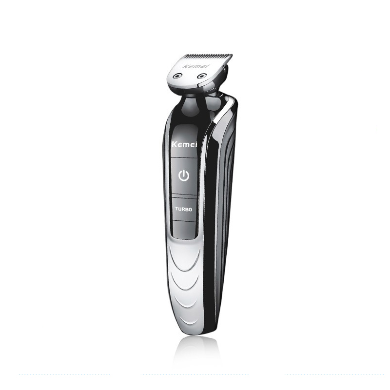 5in1 <font><b>Kemei</b></font> <font><b>1832</b></font> Man and Children Electric Beard Hair Trimmers Electric Hair Clipper Trimmer Rechargeable Stainless steel blade image