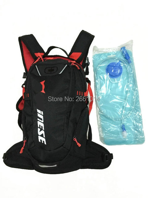 Free shipping motorcycle travel backpack motorcycle summer riding water backpack including edible water bag DAIN motorcycle bag