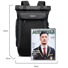 Multifunction Backpack With USB Charging
