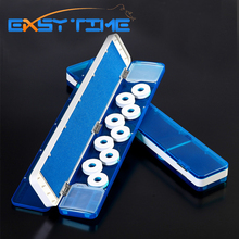 Easy Time SPP Professional Multifunctional float Fishing line Winding Board Accessories storage case Fishing Tackle Boxes