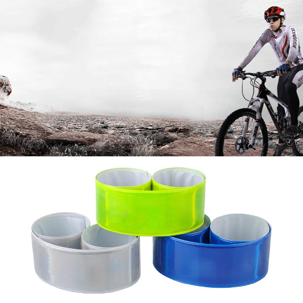Reflective Tape Cycling Reflective Strips Safety Warning Running Leg Strap