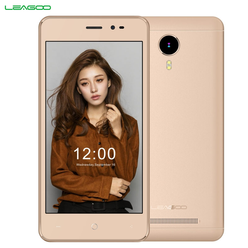 3G Smartphone LEAGOO Z5 ROM 8GB RAM 1GB 5 0inch Android 6 0 SC7731 Cortex A7