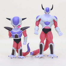 2 estilos Freeza Dragon Ball Z Figuras de Ação PVC Brinquedos Figura Collectible Modelo Toy Boneca Freeza Dragon Ball Z Super Saiyan(China)