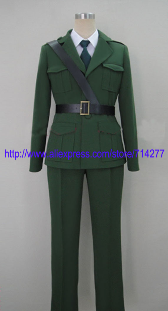Free shipping Cheap Arthur cosplay Costume (United Kingdom,Kids) from Axis Powers Hetalia Anime Clothing christmas