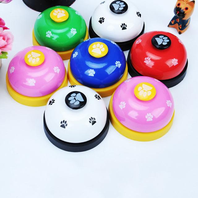 Multicolor Dog Training Bells