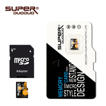 Superduoduo memory Card Class10 32GB Micro Sd Card 64GB Flash card 16GB 8GB 4GB Microsd cartao de memoria with retail package