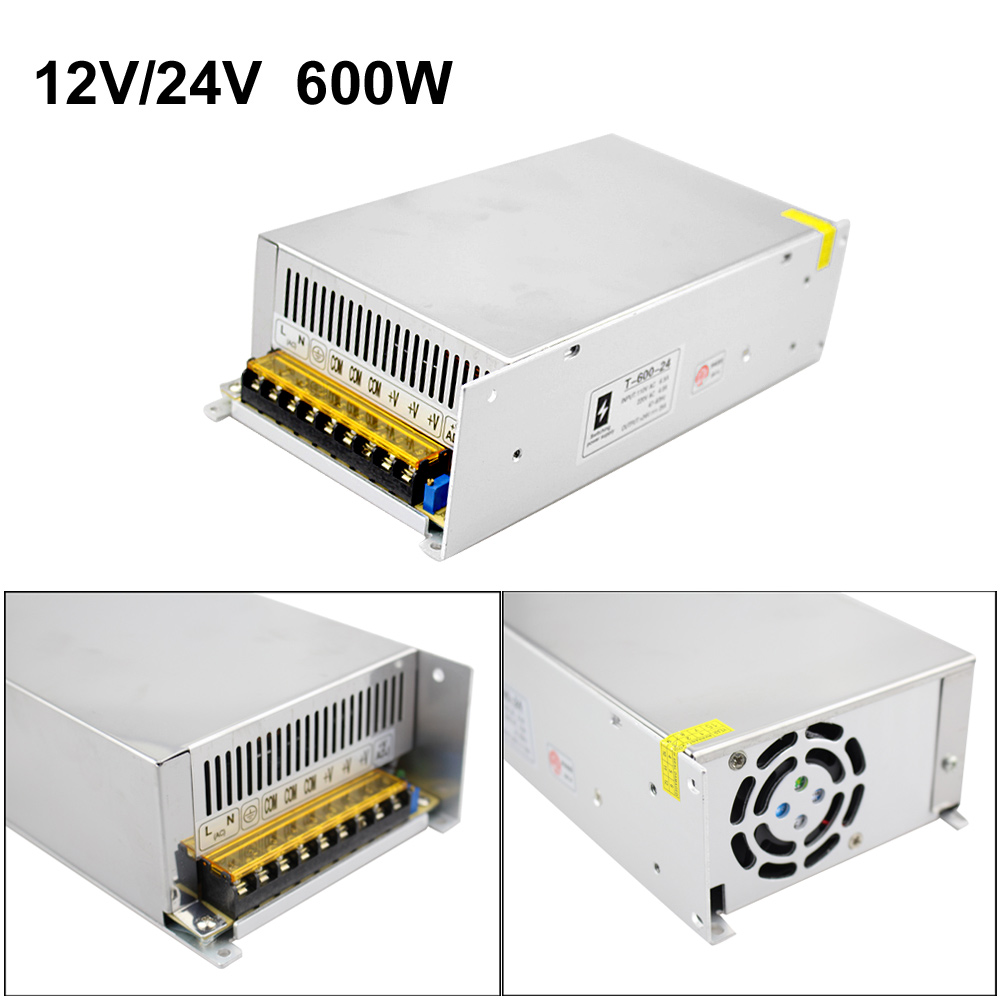 ac to dc 12v power supply unit 1a 2a 3a 5a 6a 10a 20a 30a 40a 50a smps 12 volt alimentatore switching power supplies-2