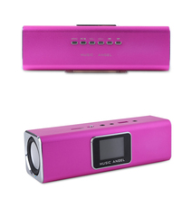 Active Audio FM USB Wireless Portable Mini Speaker with SD/TF Card Music Loudspeakers Hand-free call For iPhone 6 Phone PC-30 цена 2017