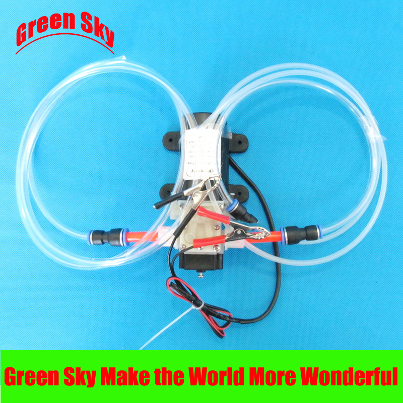 hot selling vehicle mounted kits self-priming oil pump 12v electric electric vehicle