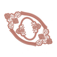 Buy YaMinSanNiO Lantern Dies Scrapbooking Metal Cutting 2019 New Oval Frame Craft Dies Card Making Embossing Die Cuts New Pattern directly from merchant!