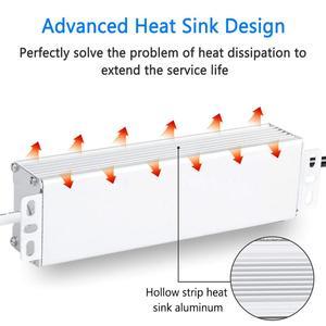 Image 5 - Ip67 driver led à prova d água, 50 60hz 10w 30w 50w 60w 100w 120w transformadores de iluminação 300w, fonte de alimentação led AC90 265V para energia led