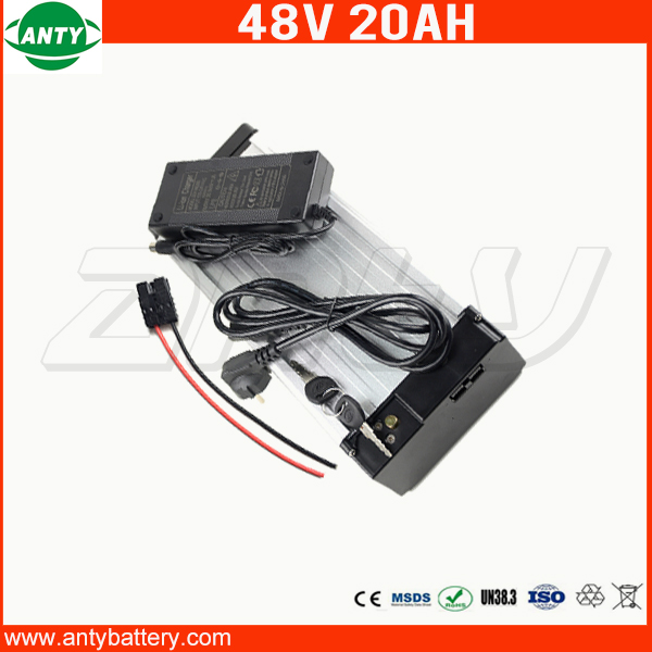 Electric Bicycle Battery 48v 20Ah 1000w Lithium Battery 48v with 2A Charger Built in 30A BMS E-Bike Battery 48v Free Shipping eu us free customs duty 48v 550w e bike battery 48v 15ah lithium ion battery pack with 2a charger electric bicycle battery 48v