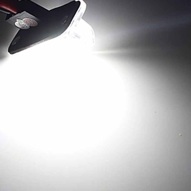 2 قطعة CANbus لوحة ترخيص LED عدد ضوء مصباح لشركة فولكس فاجن الناقل T4/كارافيل MK4/مولتيفان جيتا باسات B5 B6 كومبي Eurova