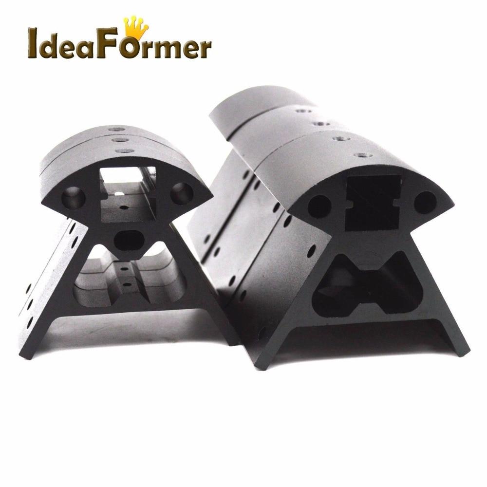 Best Smartpen 2020 Günstige Kaufen 1 Set 6 Pcs Kossel Delta Aluminium Blok 2020