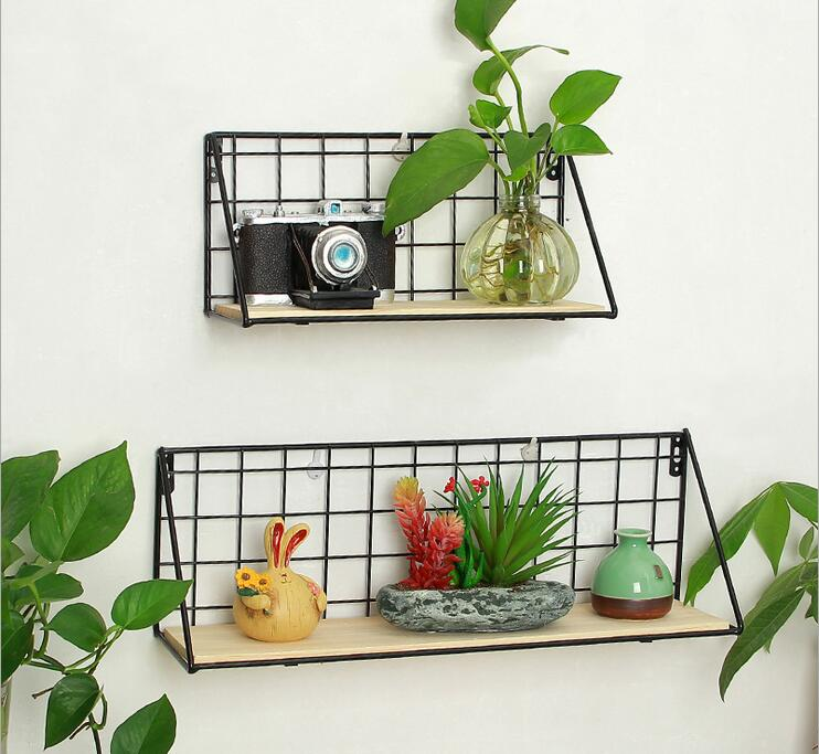 Decorative Metal Wall Shelves popular decorative metal wall shelf-buy cheap decorative metal