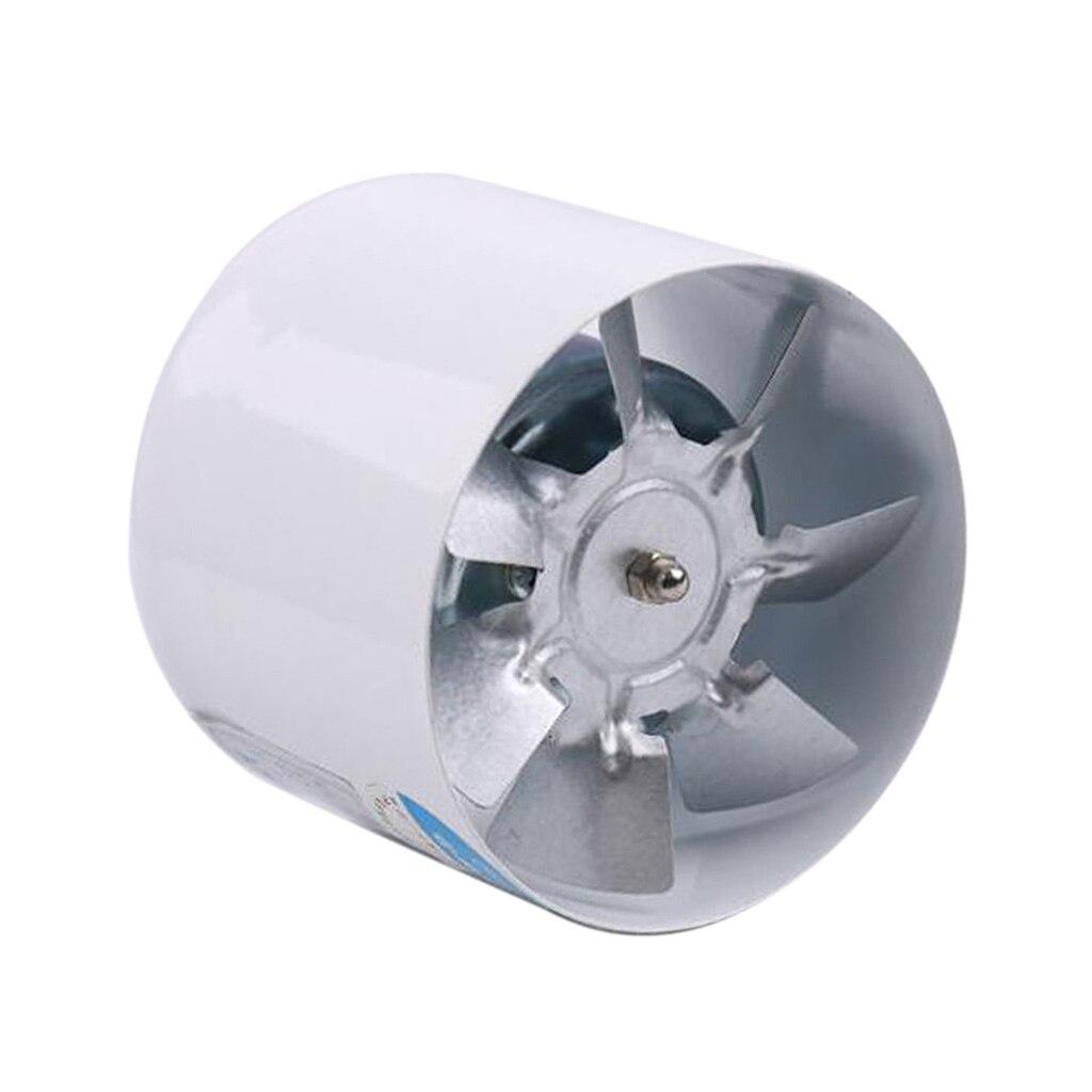 4inch 100mm 20W Ventilation Fan Bathroom Garage Exhaust Fan Ceiling and  Wall Mount Exhaust Fan Air Cooled Blower