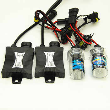 DC 12V Xenon H1 Hid Kit 55W H7 H3 xenon H7 H8 H10 H11 H27 HB3 HB4 9005 9006 Car light source xenon - DISCOUNT ITEM  15% OFF All Category