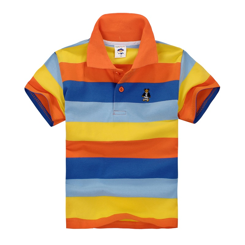 High-Quality-Unisex-Baby-Boys-Girls-T-shirt-Tops-Tees-Summer-Short-sleeve-Soft-Cotton-Baby-Polo-Shirts-2