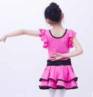 Spot wholesale girl dance dress Latin dance clothes