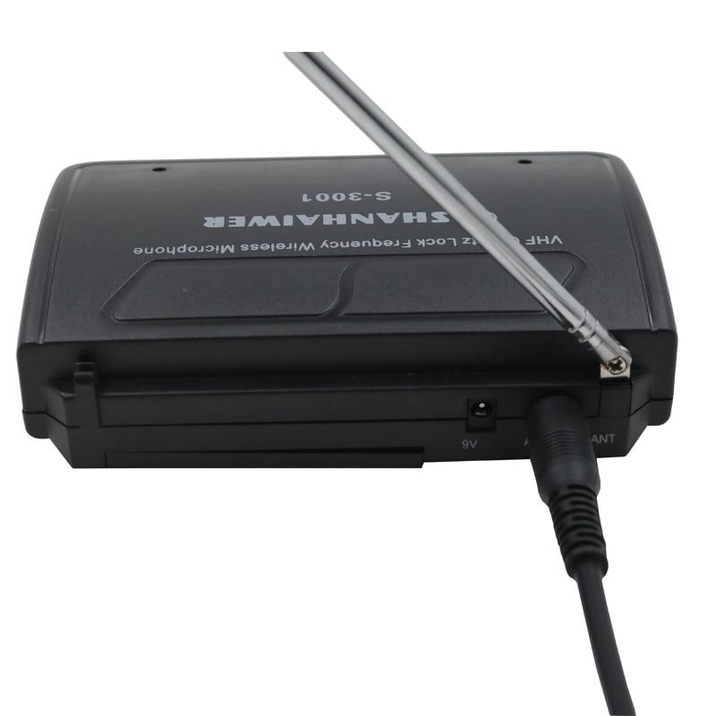 SHANHAIWER S-3001 қосқышы немесе микрофонның - Портативті аудио және бейне - фото 5