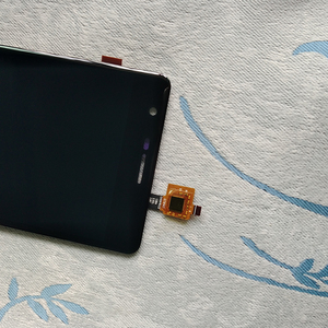 Image 3 - 1280*720 black 5inches For homtom ht5 LCD Display And Touch Screen assembly Replacement hom tom t 5 +Tools