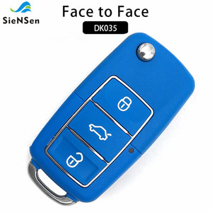 Image 4 - SieNSen Universal Wireless Face to Face Copy 3 Buttons 315/433MHZ Cloning Garage Door Remote Control Self copy Duplicator DK035