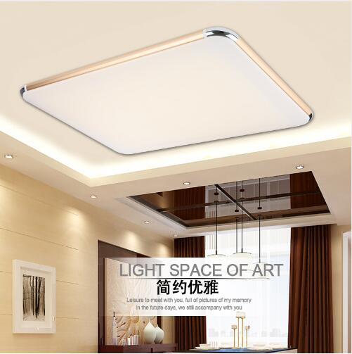 Modern square&rectangle ceiling lights plafonnier lamparas Led bedroom living room balcony light home lighting ceiling lamp vemma acrylic minimalist modern led ceiling lamps kitchen bathroom bedroom balcony corridor lamp lighting study