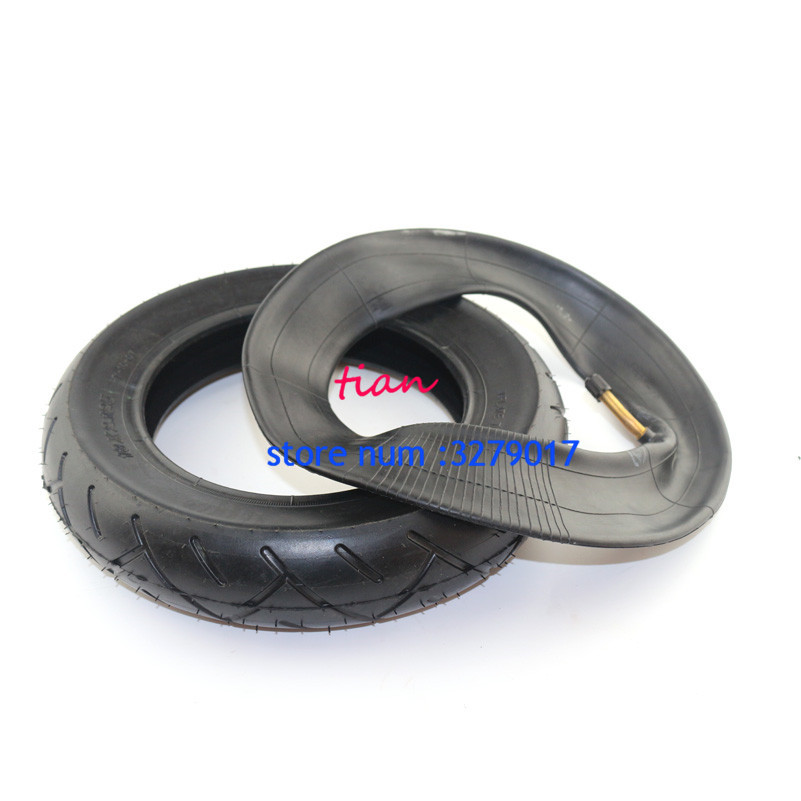 Rubber  Inner Tube Tyre Tire 10x2.125 Electric Scooter