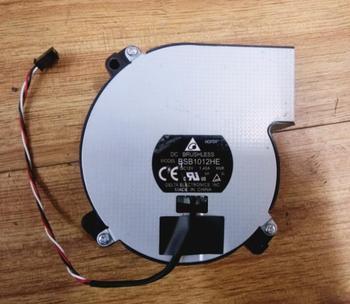 Original DELTA BSB1012M 12V 1.4A 10CM three-wire projector turbine fan