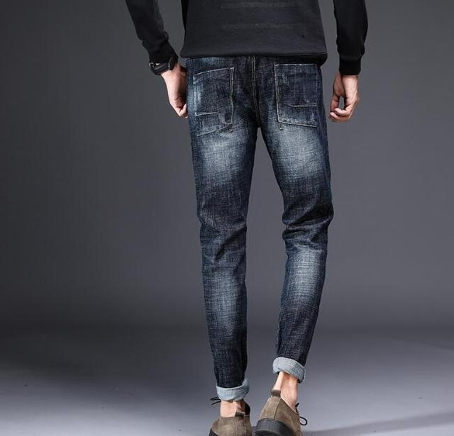 Casual Stretch Jeans 2