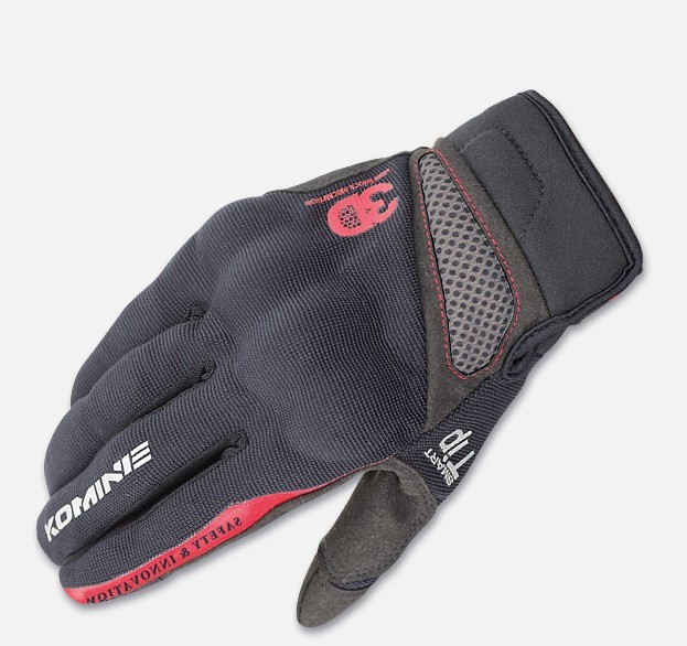 KOMINE GK-163 riding gloves / motorcycle racing gloves / summer breathable touch gloves / Men's gloves